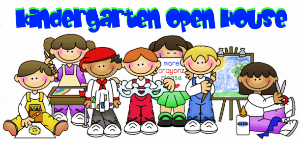 Image result for kindergarten open house